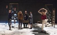 Bovary, de Tiago Rodrigues, au Théâtre de la Bastille.    Crédit : Pierre Grosbois