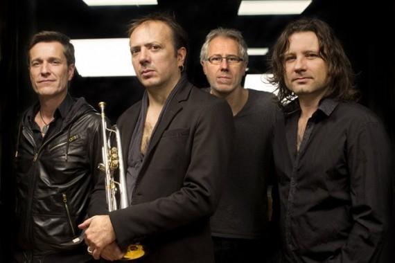Le trompettiste Fabrice Martinez, membre de l'ONJ et leader de Chut !, signe un nouvel album intitulé Rebirth. © Jean-Baptiste Millot