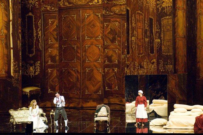 Le Chevalier à la rose - Critique sortie Classique / Opéra Paris Opéra Bastille