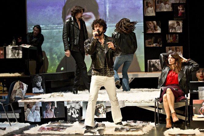 Je suis Fassbinder - Critique sortie Théâtre Paris Théâtre national de la Colline