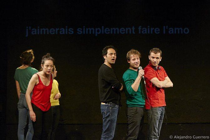 Je vous souhaite d'être follement aimé(e)//(s) - Critique sortie Théâtre Paris Théâtre de Belleville