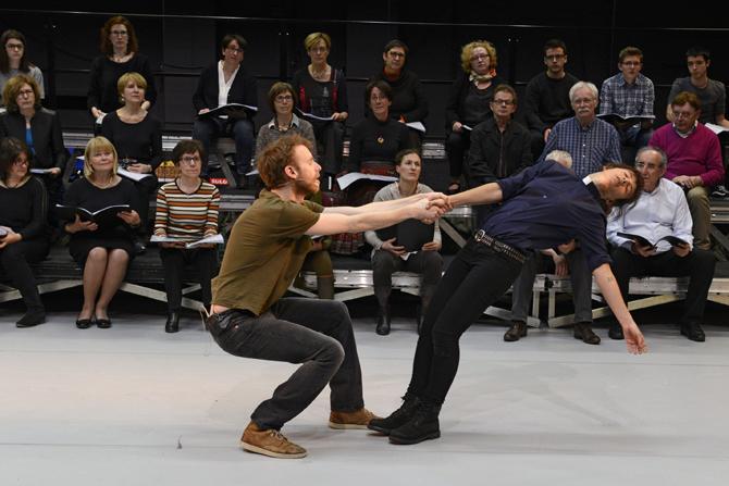 Les Evénements (The Events) - Critique sortie Théâtre Nancy Théâtre de la Manufacture