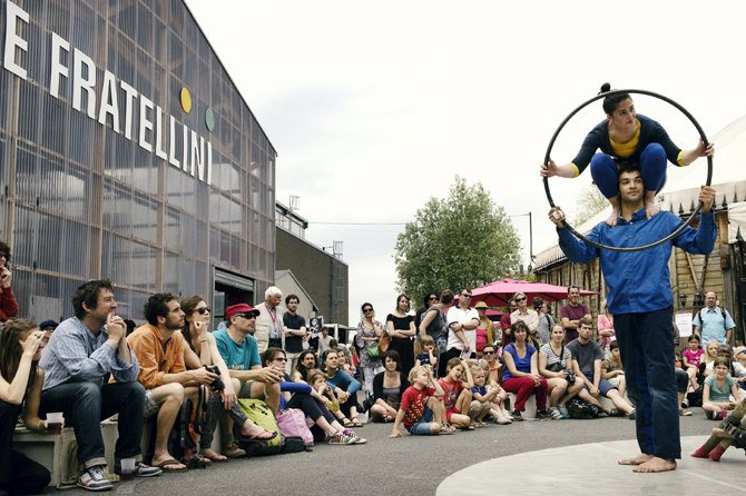 Les Impromptus - Critique sortie Cirque saint denis Académie Fratellini