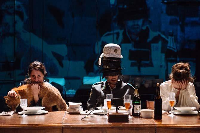 Nous sommes repus mais pas repentis - Critique sortie Théâtre Paris ATELIERS BERTHIER