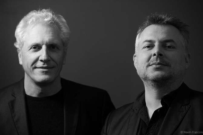 Jean-Marc Foltz et Stephan Oliva «Gershwin» - Critique sortie Jazz / Musiques Paris _Sunside