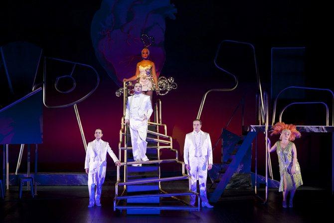 Par-delà les marronniers – Revu(e) - Critique sortie Théâtre Paris Théâtre du Rond-Point
