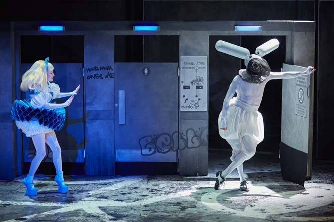 wonder.land - Critique sortie Classique / Opéra Paris Théâtre du Châtelet