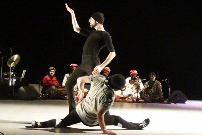 Yatra - Critique sortie Danse Noisy-le-Sec Théâtre des Bergeries