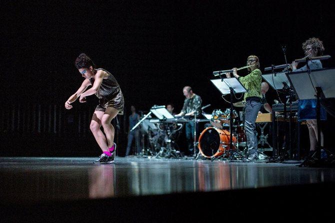 Concrete - Critique sortie Danse Paris Théâtre de l'Aquarium