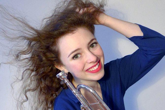 La jeune prodige de la trompette : Lucienne Renaudin-Vary, Victoire de la musique classique 2016.