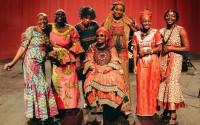 Les Amazones : des voix de femmes africaines réunies par Oumou Sangaré. ©Lucie Sassia