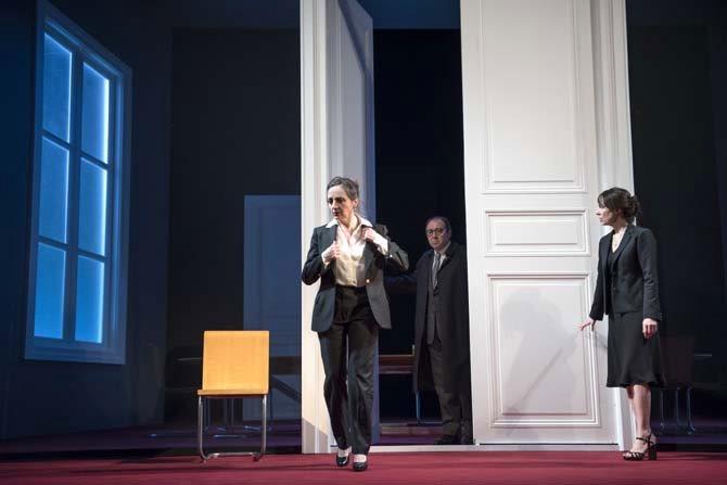 Britannicus - Critique sortie Théâtre Paris Comédie-Française