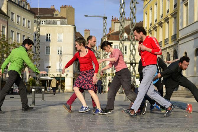 Chalon dans la rue - Critique sortie Théâtre Chalon-sur-Saône