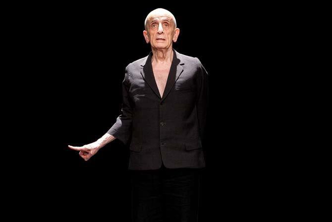 Silence(s) - Critique sortie Danse Paris Théâtre national de Chaillot