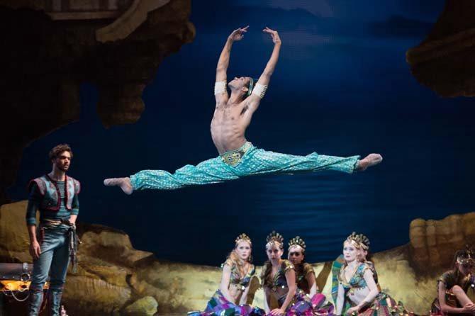 Le Corsaire - Critique sortie Danse Paris Opéra de Paris