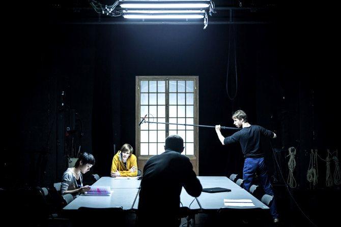 Festival des écoles - Critique sortie Théâtre Paris La Cartoucherie