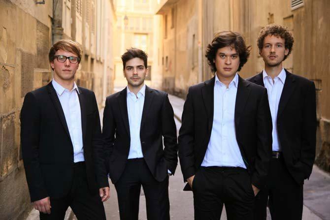 Festival Européen Jeunes Talents - Critique sortie Classique / Opéra  Archives nationales - Hôtel de Soubise
