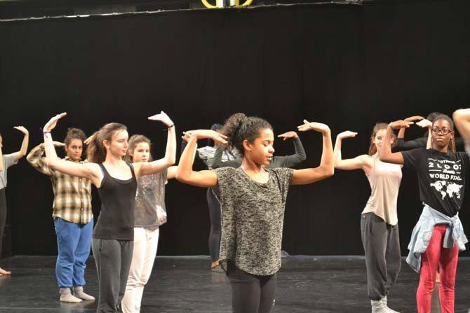Spectacles pour la jeunesse - Critique sortie Danse Paris Théâtre national de Chaillot