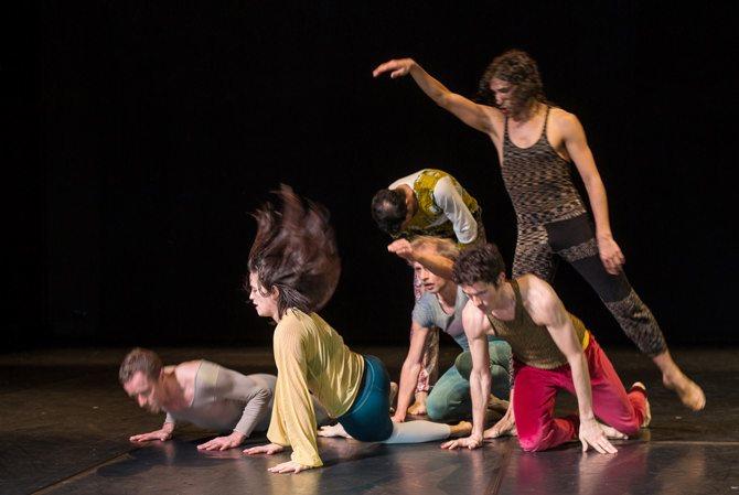 Inaudible - Critique sortie Danse Paris Théâtre de l'Aquarium