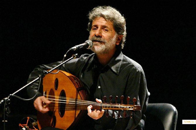 Marcel Khalifé, musicien libanais.