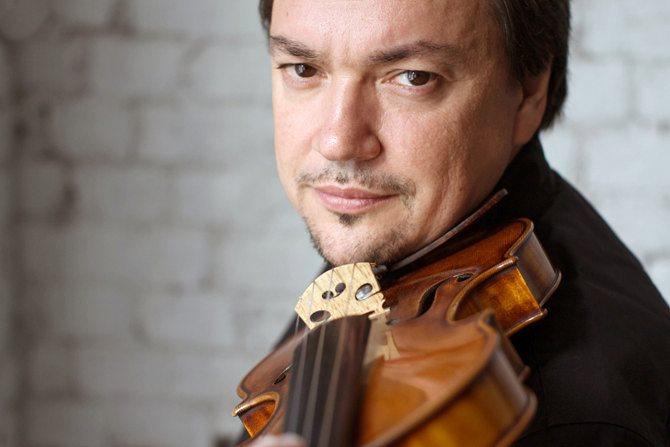 Le violoniste Sergei Krylov. © Mary Slepkova