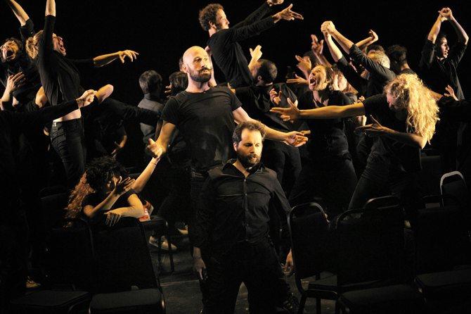L'identité, une et multiple - Critique sortie Théâtre Paris Théâtre national de Chaillot
