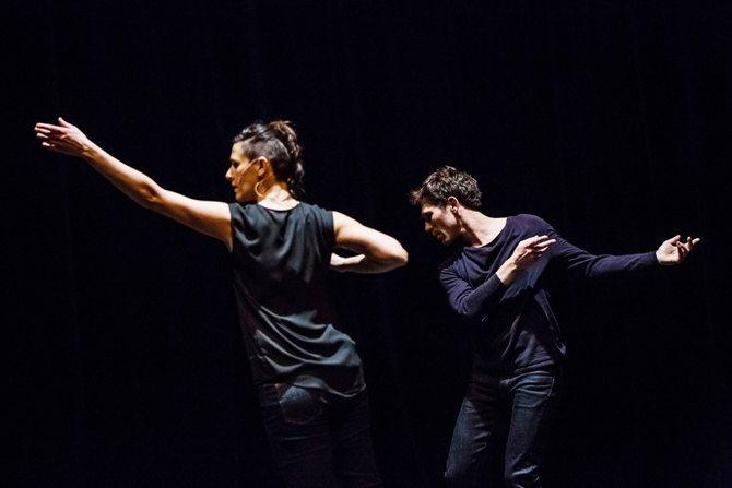 Nombrer les Etoiles - Critique sortie Danse Paris Théâtre de l'Aquarium