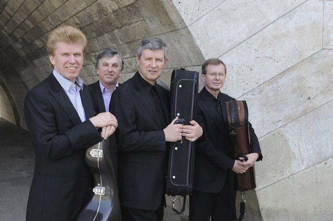 Festival International de Quatuors à Cordes du Luberon - Critique sortie Classique / Opéra