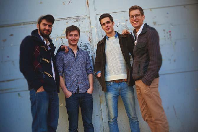 Jazz en Ville - Critique sortie Jazz / Musiques Vannes