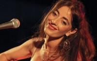 La chanteuse Christina Rosmini. © DR