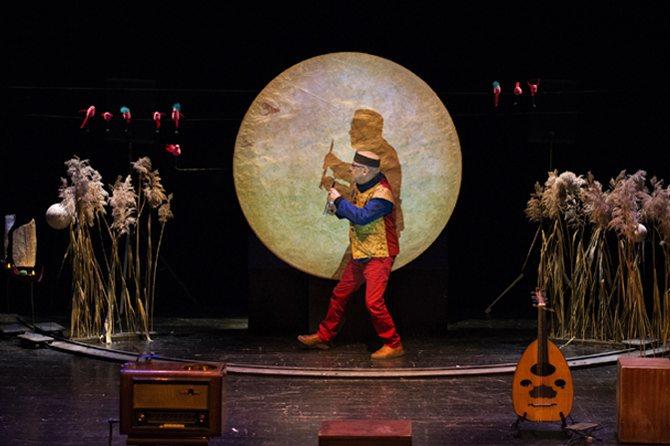 Entre deux roseaux, l'enfant - Critique sortie Avignon / 2016 Avignon Avignon Off. Théâtre La Luna
