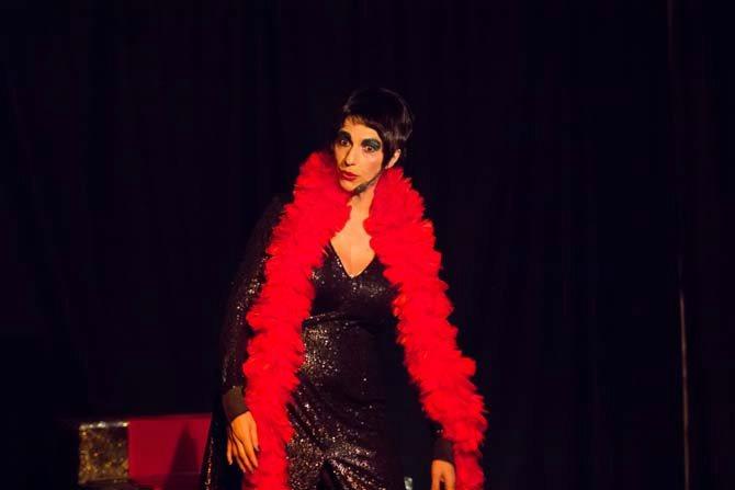 Liza Minelli émois - Critique sortie Avignon / 2016 Avignon Avignon Off. Théâtre Carnot