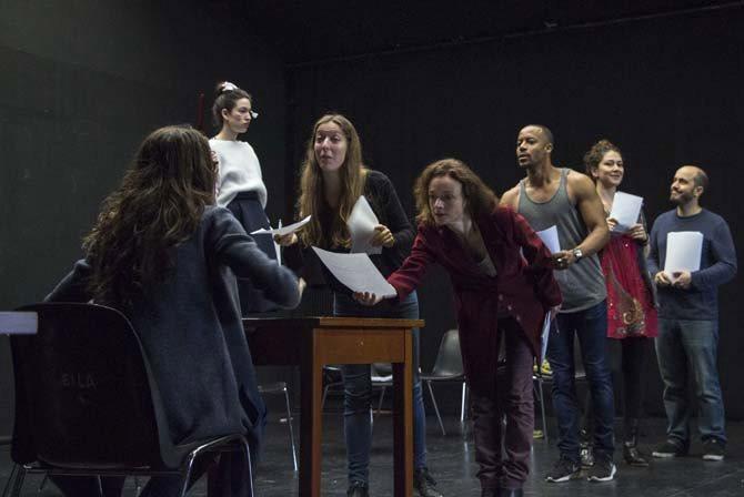 Temps Mort - Critique sortie Avignon / 2016 Avignon Avignon Off. Théâtre Les Lucioles
