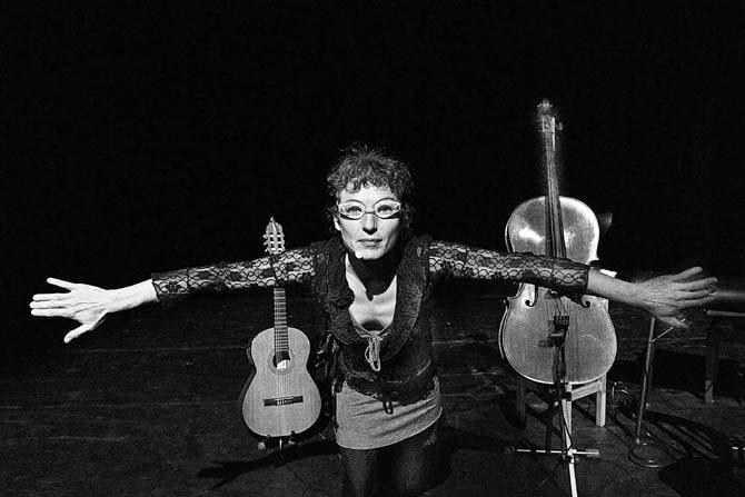 Carole Jacques - Critique sortie Avignon / 2016 Avignon Avignon Off. Atypik Théâtre