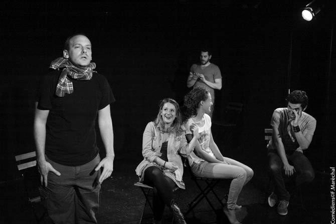Comédiens - Critique sortie Avignon / 2016 Avignon Avignon Off. L'Atelier 44