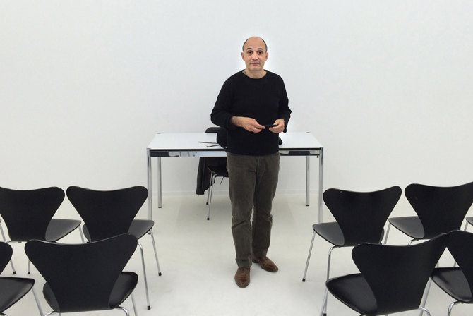 Conférence de choses - Critique sortie Avignon / 2016 Avignon Avignon Off. La Manufacture