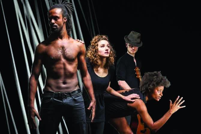 Double - Critique sortie Avignon / 2016 Avignon Avignon Off. Théâtre Golovine