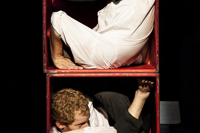 Encore une heure si courte - Critique sortie 2016 Avignon Théâtre Girasole