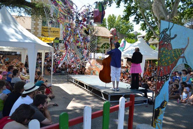 Festival Théâtr'enfants - Critique sortie Avignon / 2016 Avignon Avignon Off. Maison du théâtre pour enfants