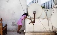 Crédit visuels : Camille Millerand Légende  : Bab El Oued, Algérie, mai 2011