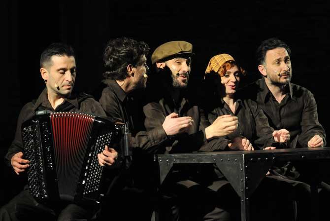 Ivo Livi - Critique sortie Avignon / 2016 Avignon Avignon Off. Théâtre des Carmes