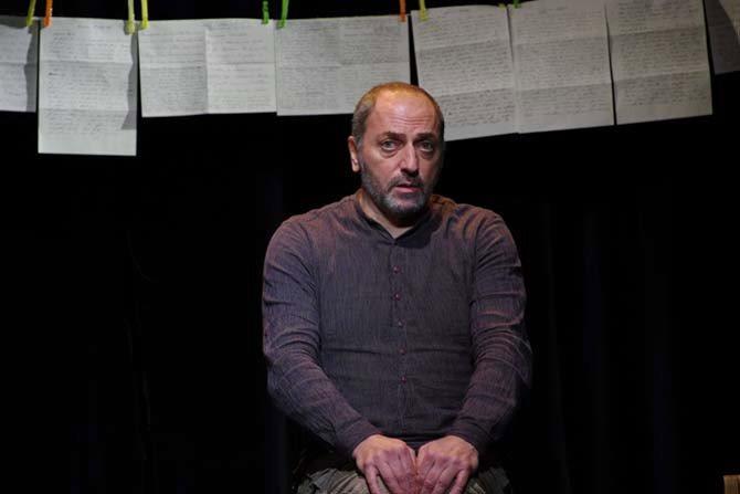 J'attends de tes nouvelles – Aspetto tue notizie - Critique sortie Avignon / 2016 Avignon Avignon Off. Théâtre Al Andalus