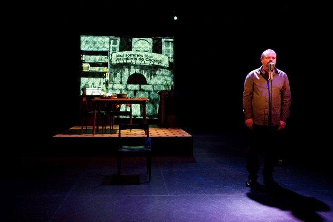 J'habitais une petite maison sans grâce, j'aimais le boudin - Critique sortie Avignon / 2016 Avignon Avignon Off. Théâtre des Doms