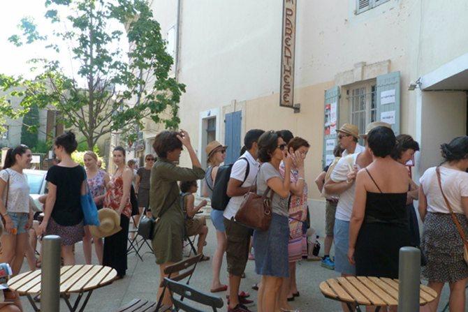 La Belle Scène Saint-Denis - Critique sortie Avignon / 2016 Avignon Avignon Off. La Belle Scène Saint-Denis à La Parenthese