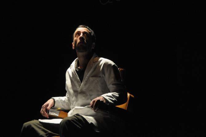 Le Nazi et le barbier - Critique sortie Avignon / 2016 Avignon Avignon Off. Espace Roseau