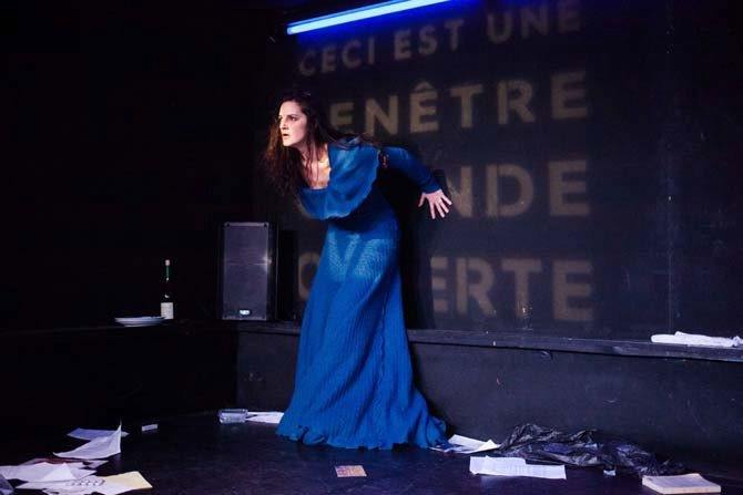 Mon amour fou - Critique sortie Avignon / 2016 Avignon Avignon Off. Artéphile