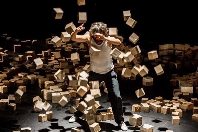 Tesseract - Critique sortie Avignon / 2016 Avignon Avignon Off. Ile Piot