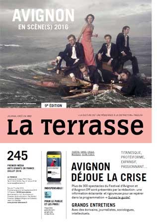 Créer et partager malgré les tragédies du monde - Critique sortie Avignon / 2016 Avignon