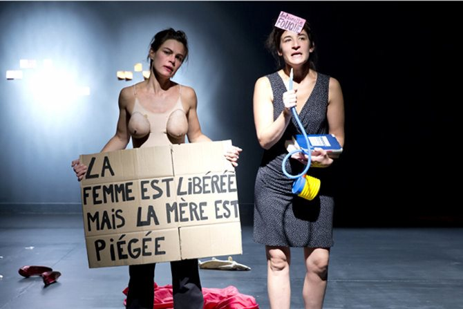 C'est (un peu) compliqué d'être l'origine du monde - Critique sortie Théâtre Paris Théâtre du Rond-Point