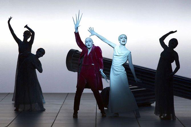 Faust I & II - Critique sortie Théâtre Paris Théâtre du Châtelet